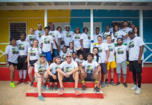 WAW Team in Jamaica